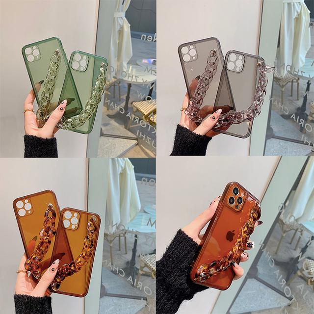 3 color bracelet iphone case