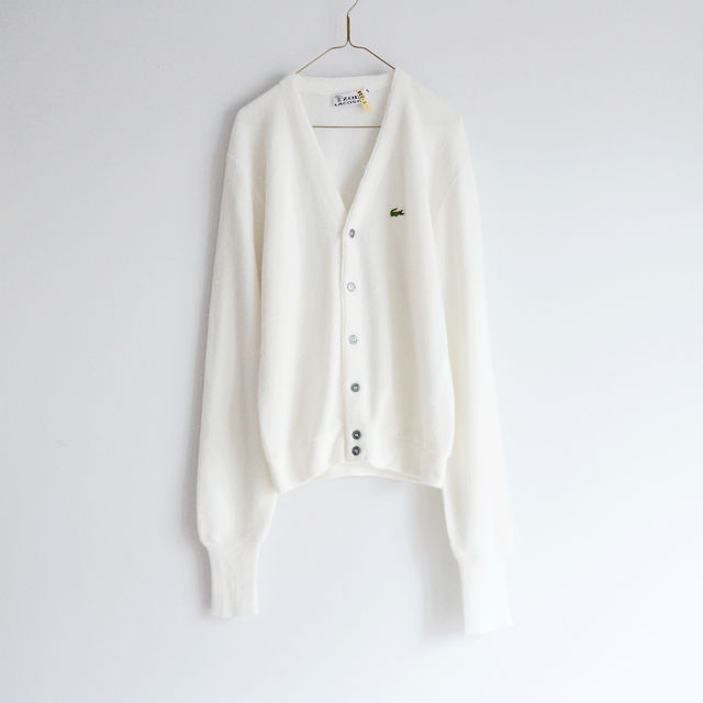 LACOSTE off-white_CD