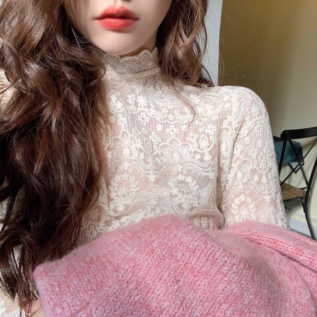 VersionロングT  ロングT 韓国ファッション