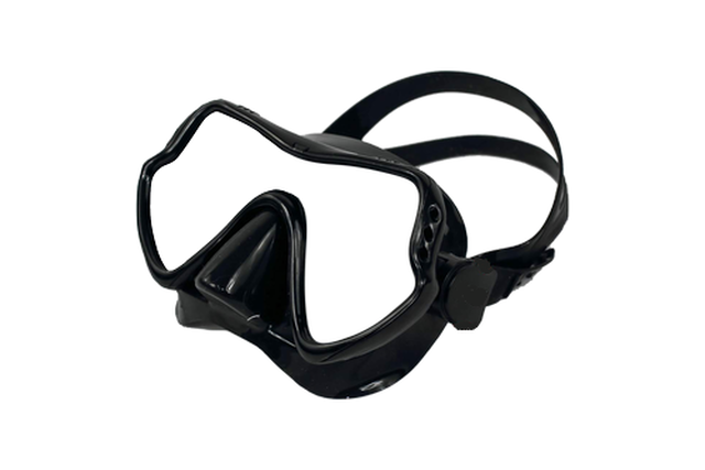 View Flame Mask : BLACK