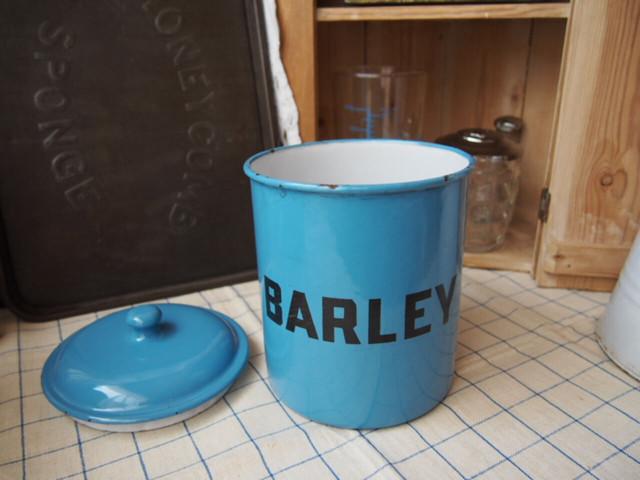 キャニスター(BARLEY)