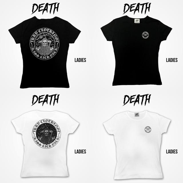 展示品レディース「DEATH」