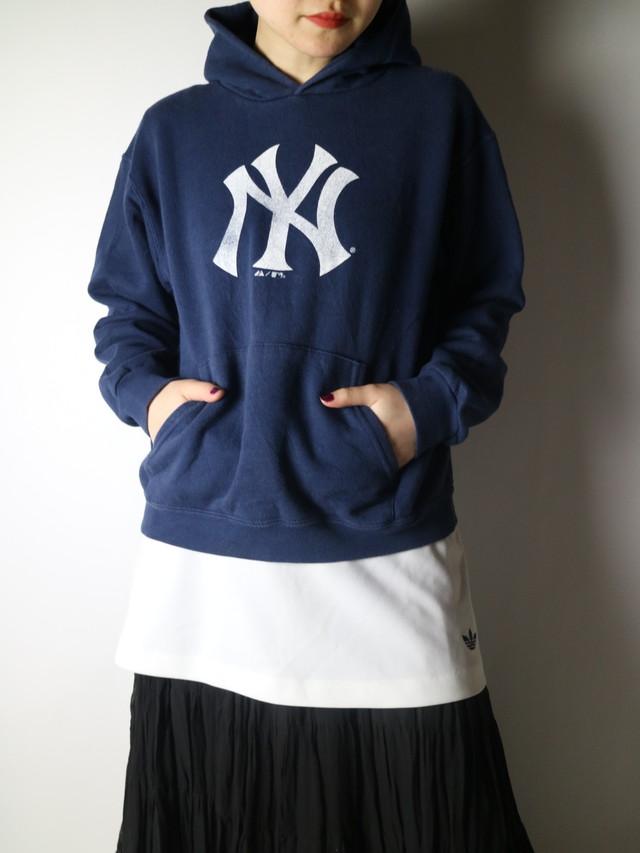 logo print hoodie【0868】