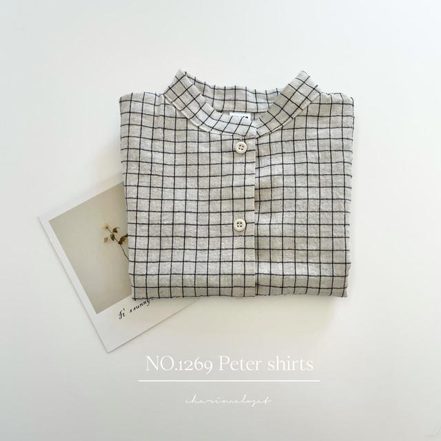 NO.1269 Peter shirts / Aosta
