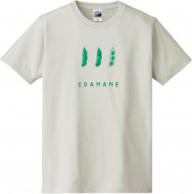 えだまめTシャツ