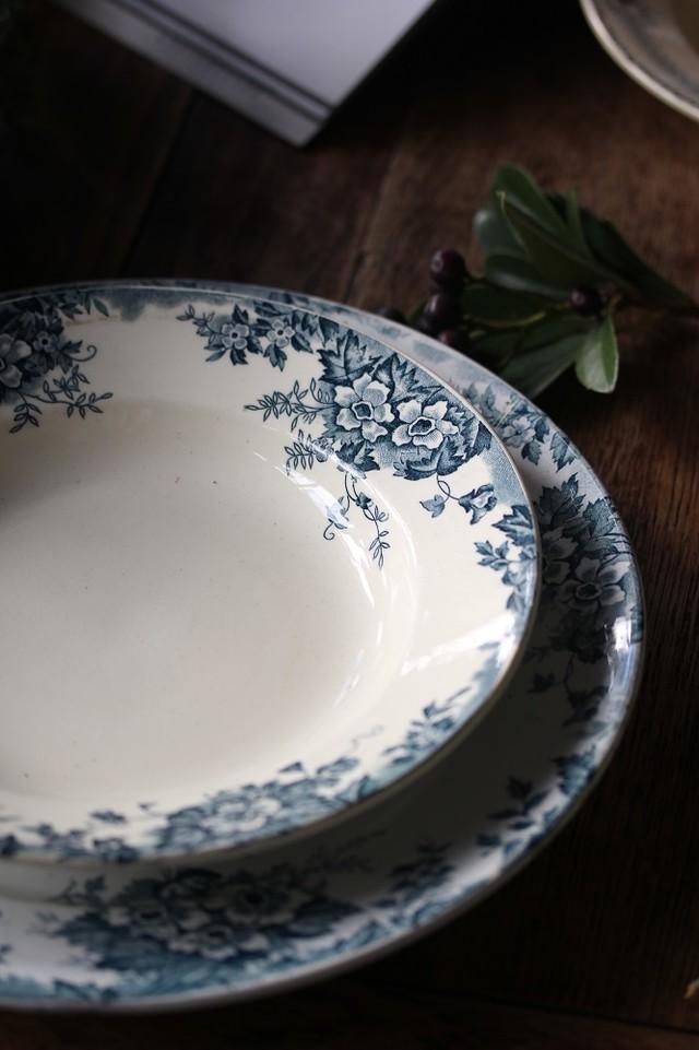 St Amandサンタマン スープ皿