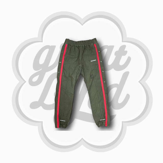 30%OFF READYMADE SIDE SNAP TRACK PANT OLIVE 0 350JL1872