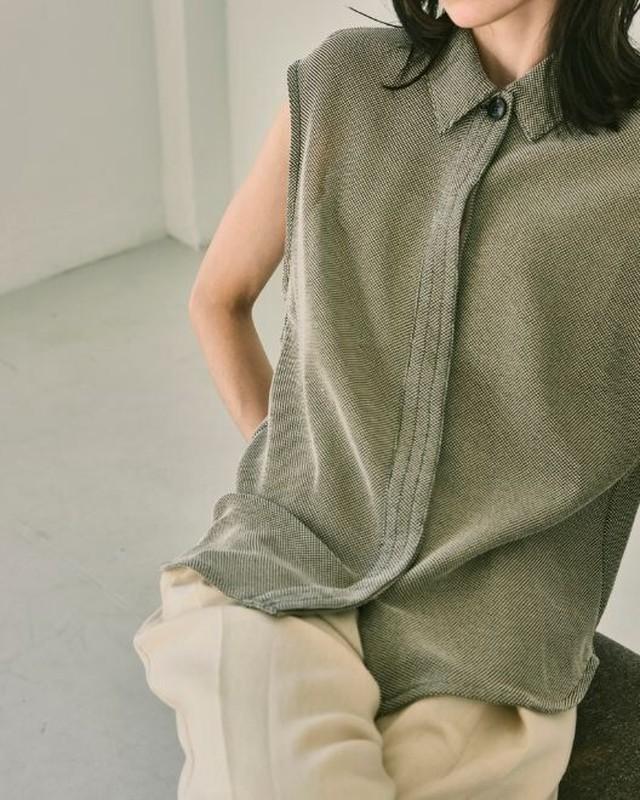 TODAYFUL/トゥデイフル  Sleeveless Mesh Shirts 21春夏.予約 12110423