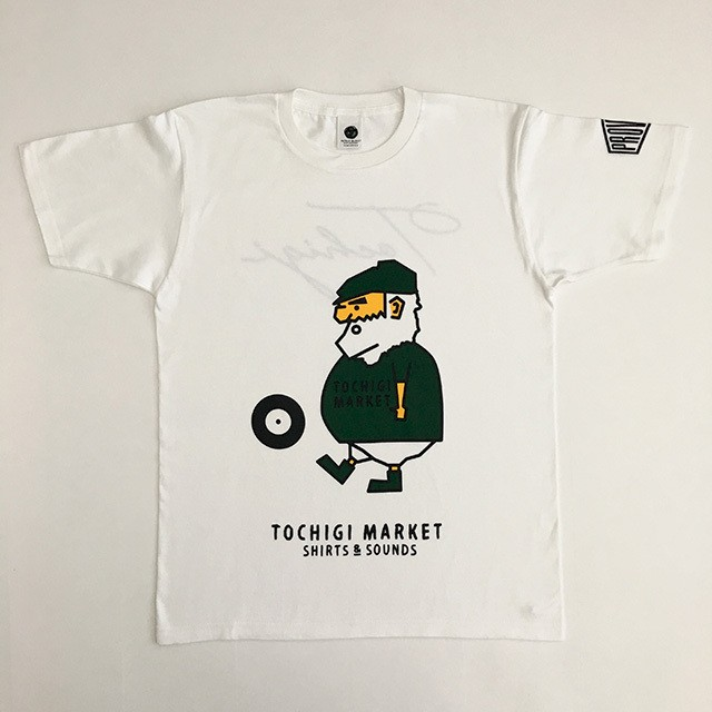 Tシャツ 栃木 SHIRTS&SOUNDS UNCLE T