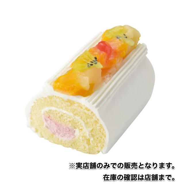 ペット用 ミニロールケーキ フルーツ