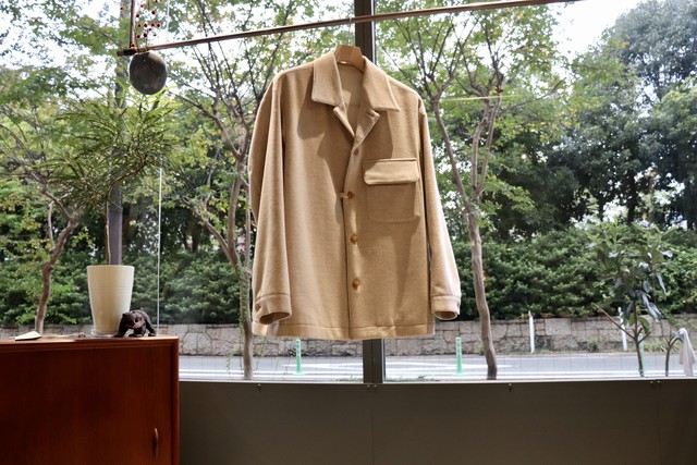 MAATEE&SONS 別注Cashmere beaver CPO