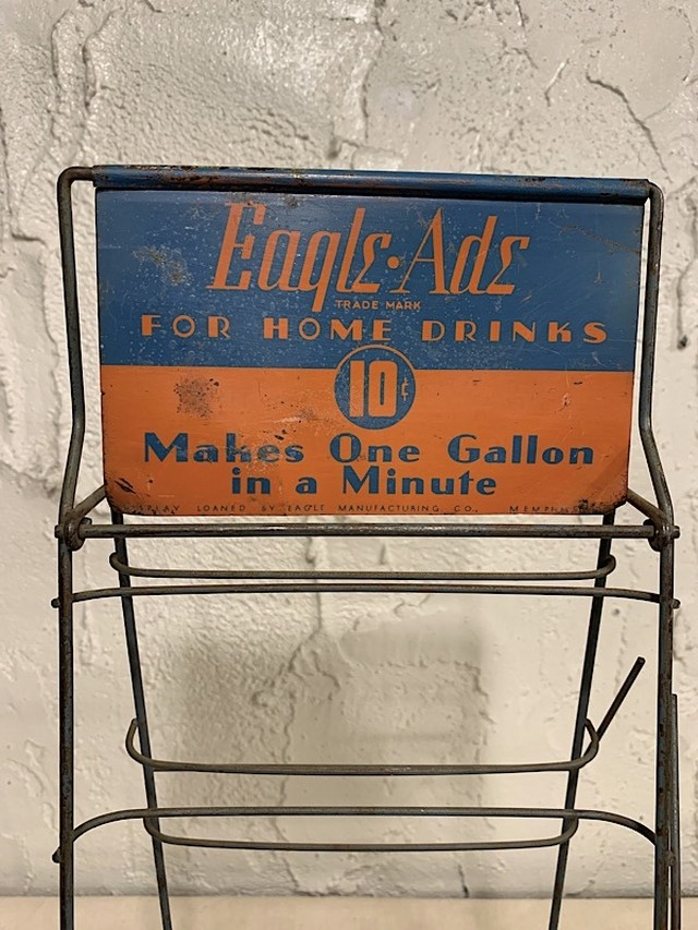 "DISPLAY RUCK  "" EAGLE MANUFACTUING CO MEMPHIS """