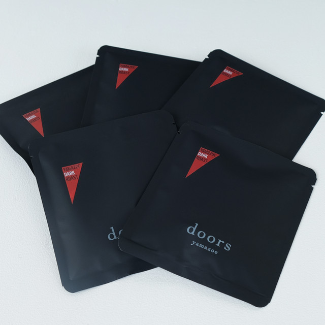 【定期便】yamazoe dark roast / drip bag 5set[深煎り]