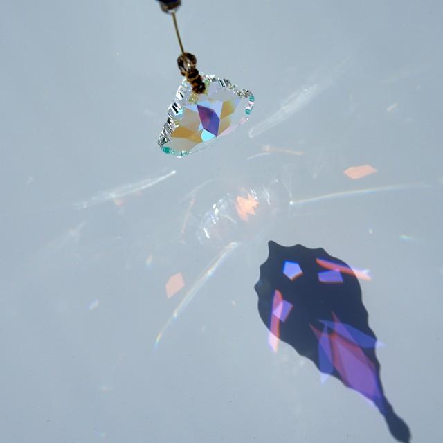 【アスフォー】宇宙の叡智と繋がる*メタトロンキューブのサンキャッチャー