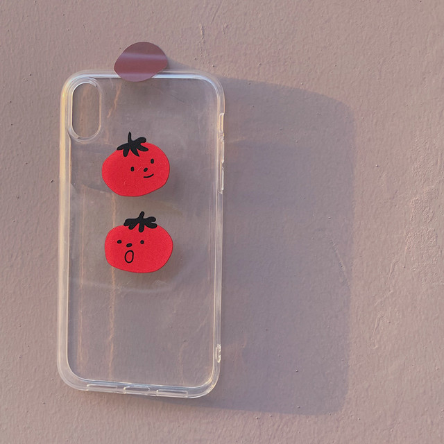 Cute Tomatoes iphone case
