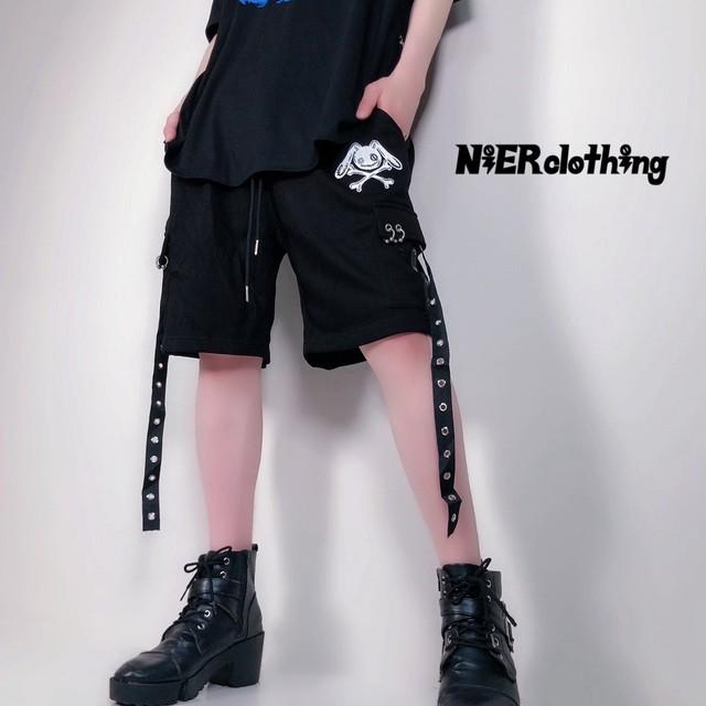 ORIGINAL BLACK HALF PANTS