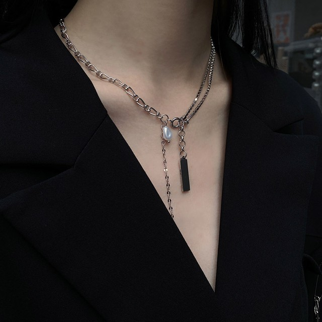 chic charm necklace PD2673