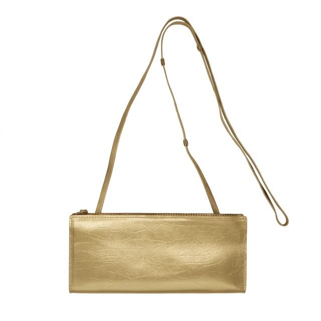 《財布ポーチM》TIN BREATH Ready to go purse Antique gold