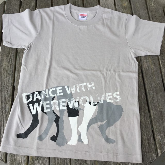Dance with werewolves ライトグレー