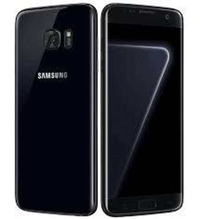 ≪128Gモデル≫Galaxy S7 edge ブラックパール (5.5インチ・デュアルSIM・128GB・ SIMフリー)