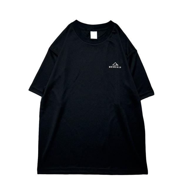 BASE LOGO S/S PL <Black×O.White> - メイン画像