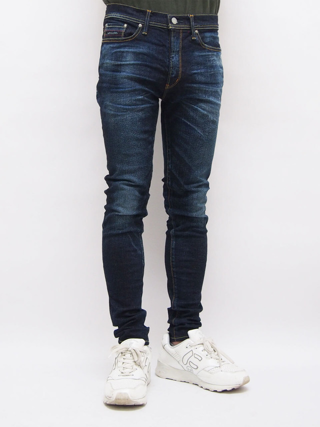 RESOUND CLOTHING (リサウンドクロージング) LOAD DENIM / IND SOLID BASIC-SSK-004-4