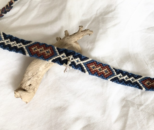 WAYUU Charity Misanga Bracelet no.4