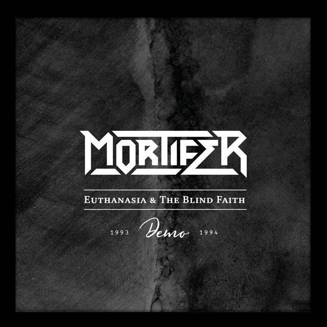 MORTIFER『Euthanasia + The Blind Faith』2枚組 CD