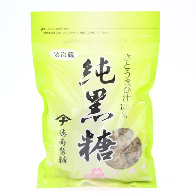 純黒糖|200g|徳南製糖
