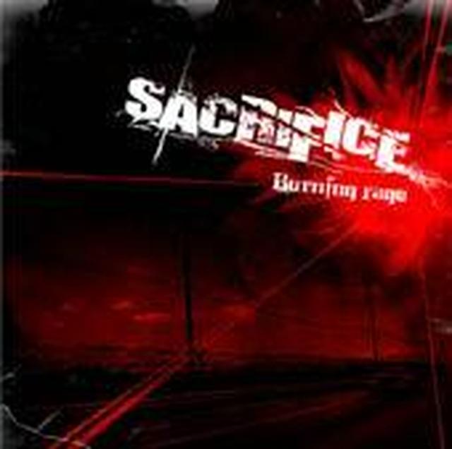 【USED】Sacrifice / Burning Rage