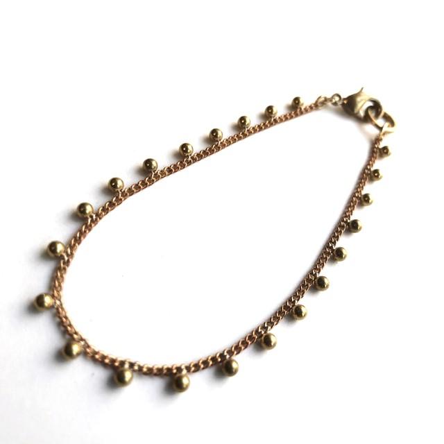 Tsubu chain bracelet BT-013