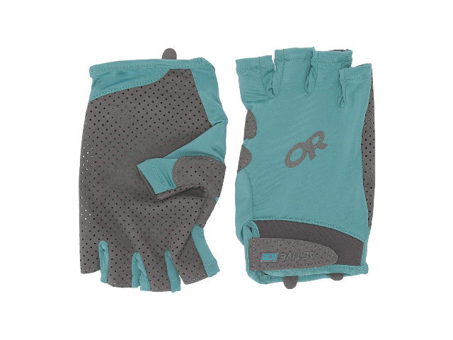 【OR】 ACTIVEICE CHROMA SUN GLOVES(Sea Grass)