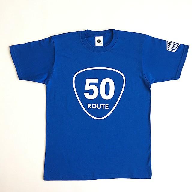Tシャツ 国道シリーズ 50号