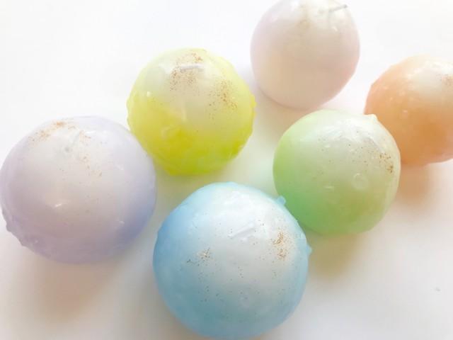 盛り塩がキャンドルになった浄®キャンドル<6色展開:B-8 Lサイズ>