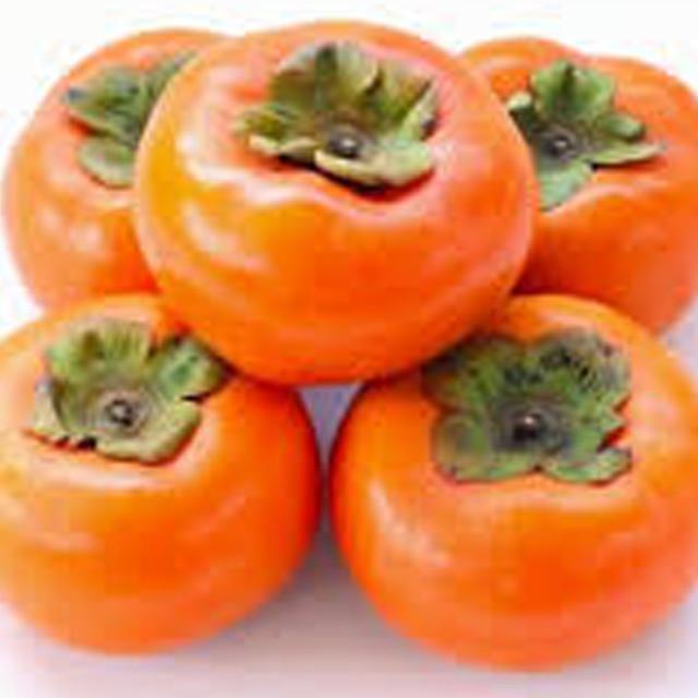 河北農園 冷蔵柿(富有柿) 2L(11玉)約3kg【福岡】(12月下旬から販売)