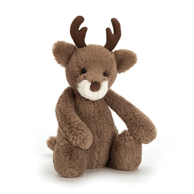 Bashful Reindeer Medium_BAS3R