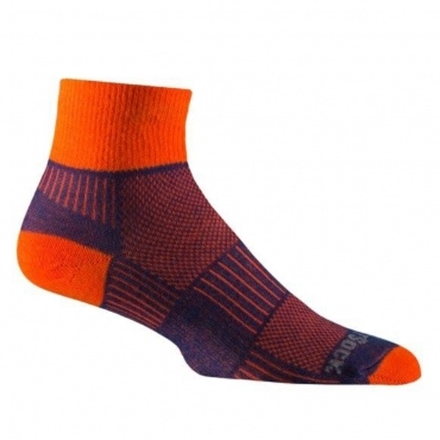 WRIGHTSOCK COOLMESHⅡ- Quarter