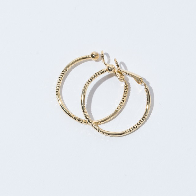 GOLD EARING A (K180709001)