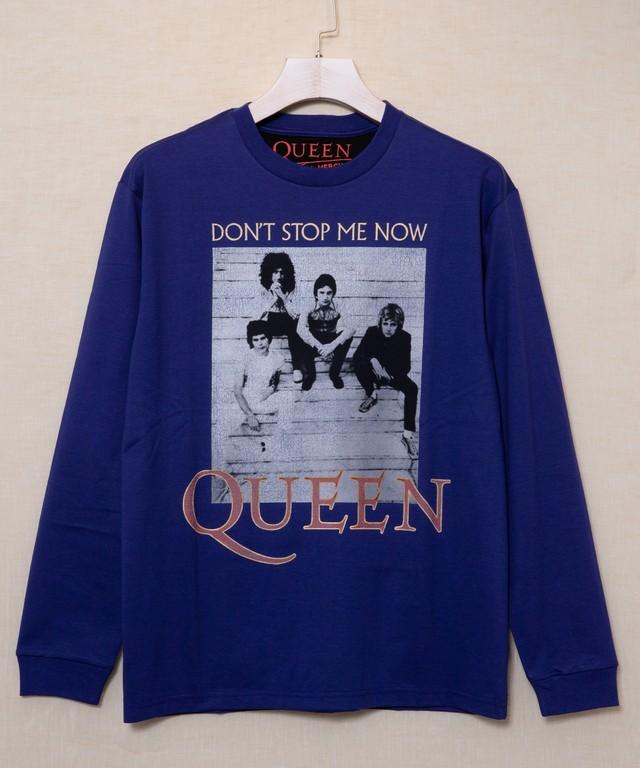 QUEEN(クイーン)ロングスリーブTシャツ