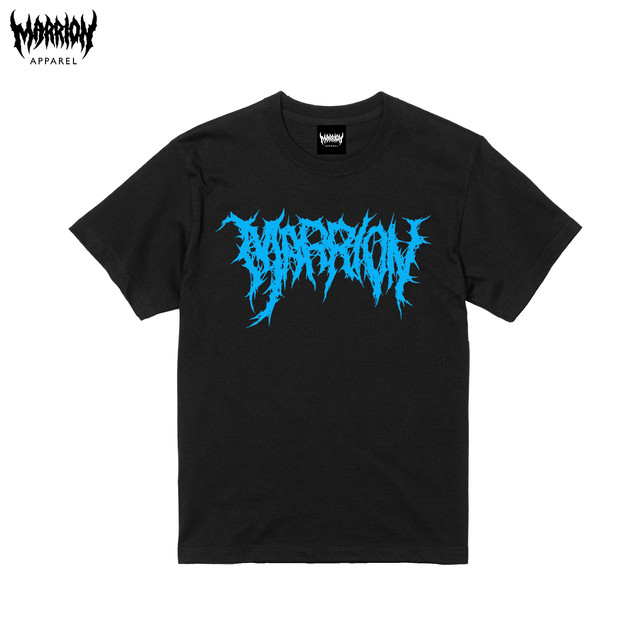 "Killer ""MARRION"" Logo Tee (Logo Blue)"