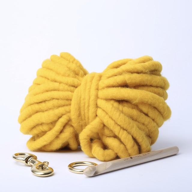 Loopy Mango ドッグリードDIYキット サンフラワー L