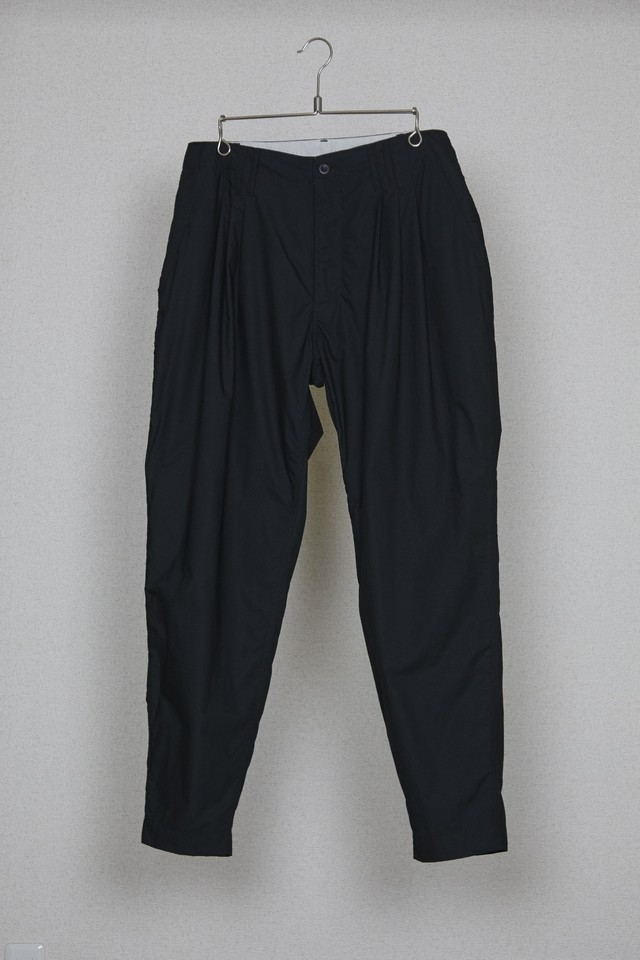 【HUMIS】CHEMICAL 3-TUCK PANTS