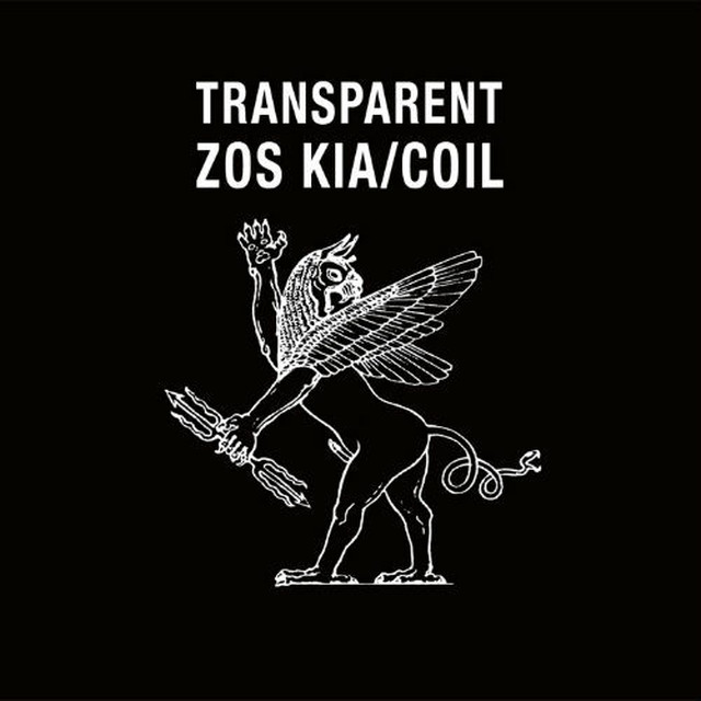 ZOS KIA/COIL - Transparent  CD - メイン画像