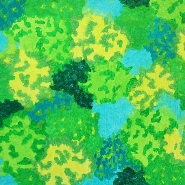 絵画 インテリア アートパネル 雑貨 壁掛け 置物 おしゃれ 現代アート 自然 ロココロ 画家 : 眞野丘秋 作品 : Nature #26