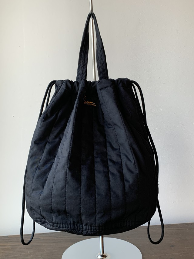 Napron QUILTHING PATIENTS BAG  BLACK