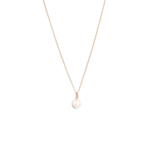 【受注制作】freshwater pearl necklace