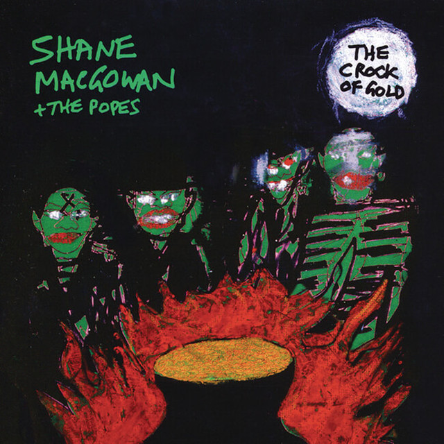 Shane MacGowan And The Popes-The Crock Of Gold - メイン画像