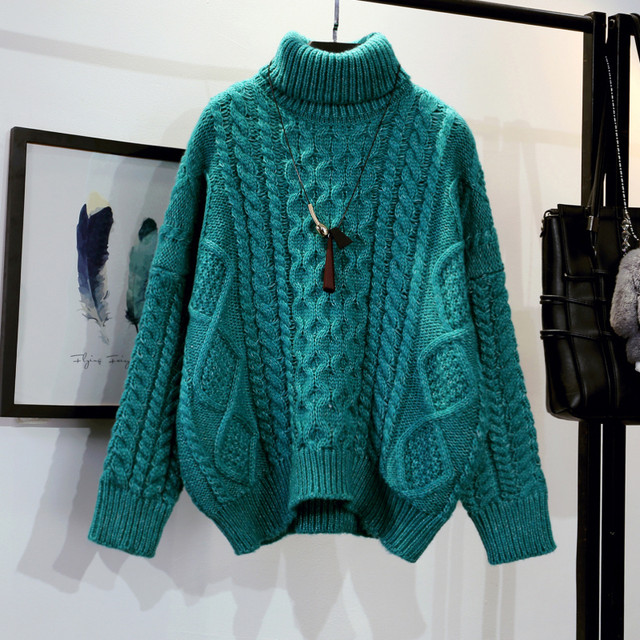 編み上げ ハイネックセーター 5色展開 RPTOP111206