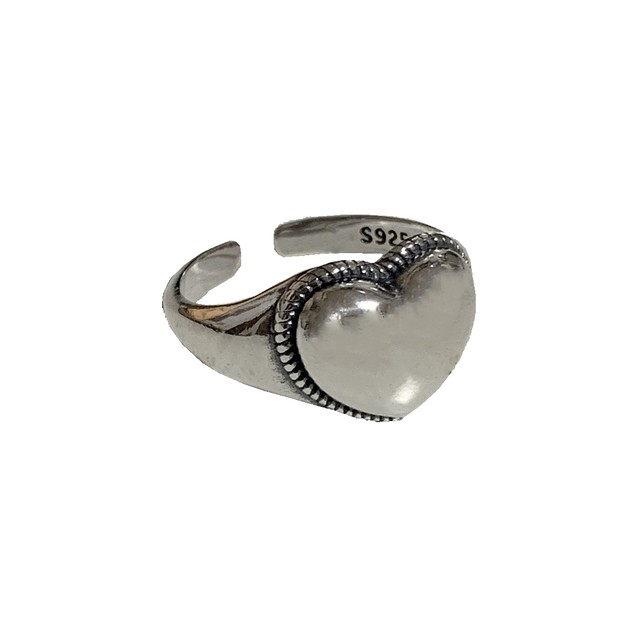 Message Silver Ring(Silver 925)