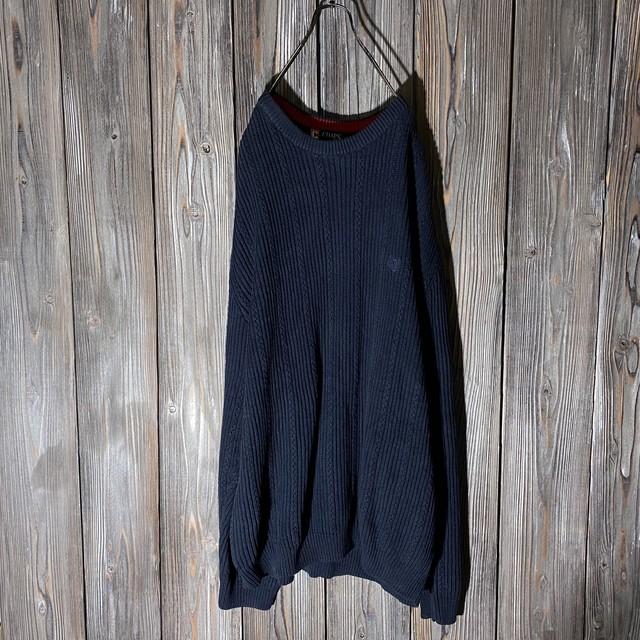 [Chaps]superbig oversize knit